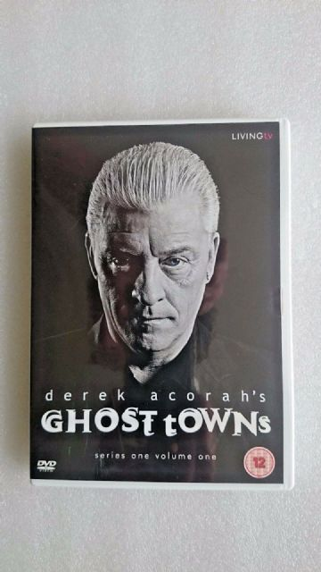 Derek Acorah's Ghost Towns - Series 1 - Vol. 1 (DVD, 2006)